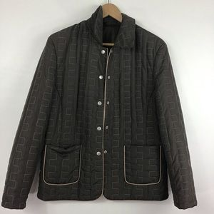 ENSIGN COLLECTION Quilted Jacket Medium